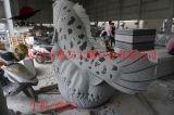 专业生产 喷水池摆件石雕 石斑鱼园林石雕 新品推荐