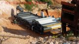 绿达-高效带式压滤机-污泥脱水机-尾矿干排