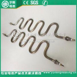 多弯异型不锈钢电热管 烘箱烤箱电热管 高温加热管