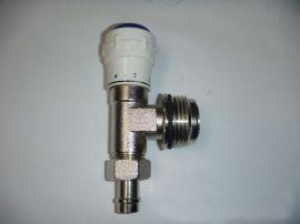 分水器末端手动排水阀 带快速定位功能