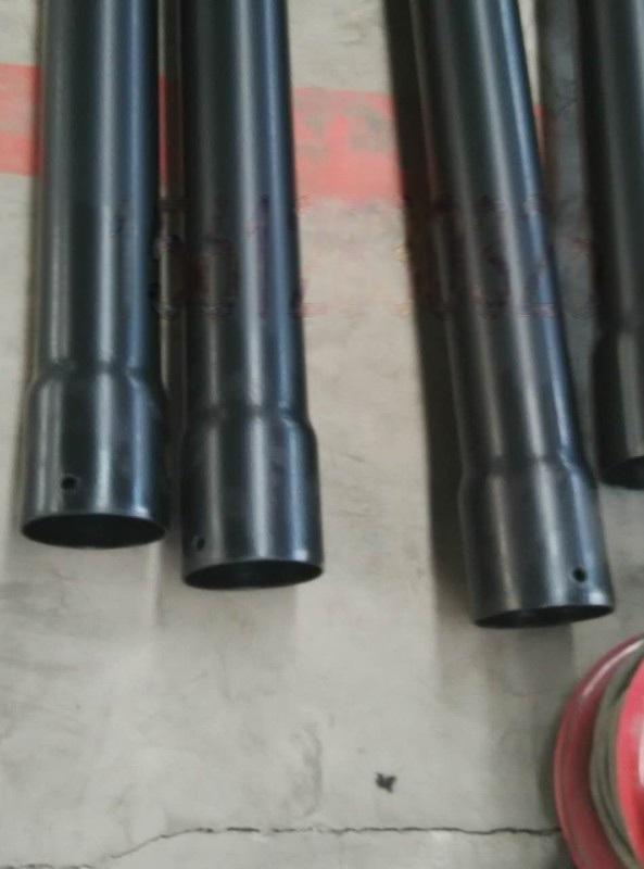 直徑165熱浸塑鋼管有資質高度防腐抗靜電抗電阻