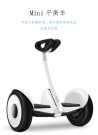 10寸 Mini腿控思维平衡车