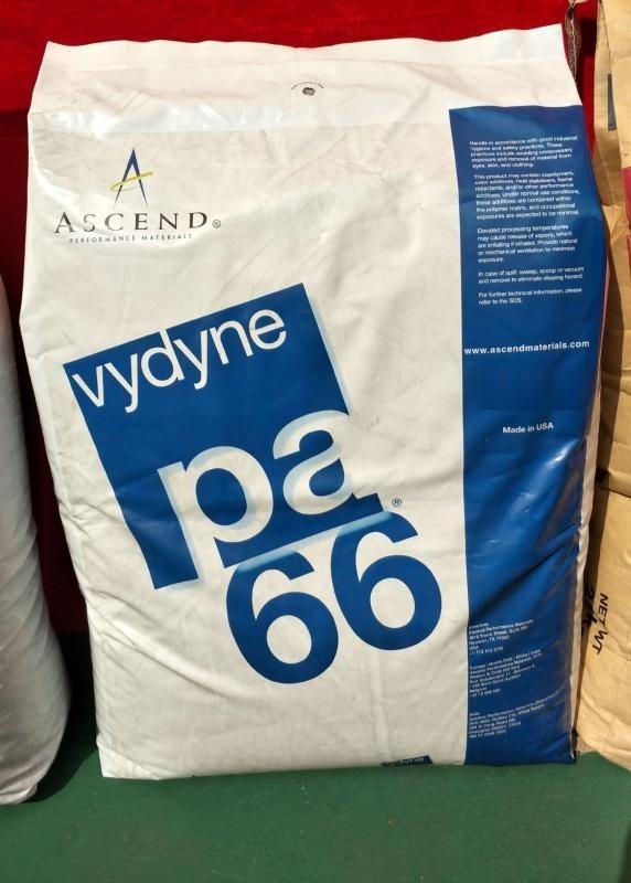 無滷PA66美國首諾21SPC 抗化學性高韌性耐磨尼龍66 紮帶專用工程塑料PA66