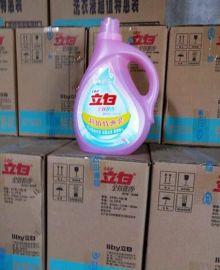 蘭州火燒地攤洗衣液批發市場 立白洗衣液廠家批發