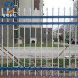 智聰小區圍牆護欄&防鏽鋅鋼護欄&插拔鐵藝圍牆
