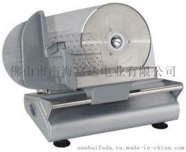 Diyu不锈钢合金半自动切肉机 出口CE认证冻肉羊肉卷切片机 厚度可调切肉神器