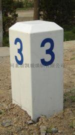 警示桩-百米桩-电力燃气铁路标志桩