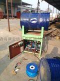 青岛新美再生海绵自动喷胶机