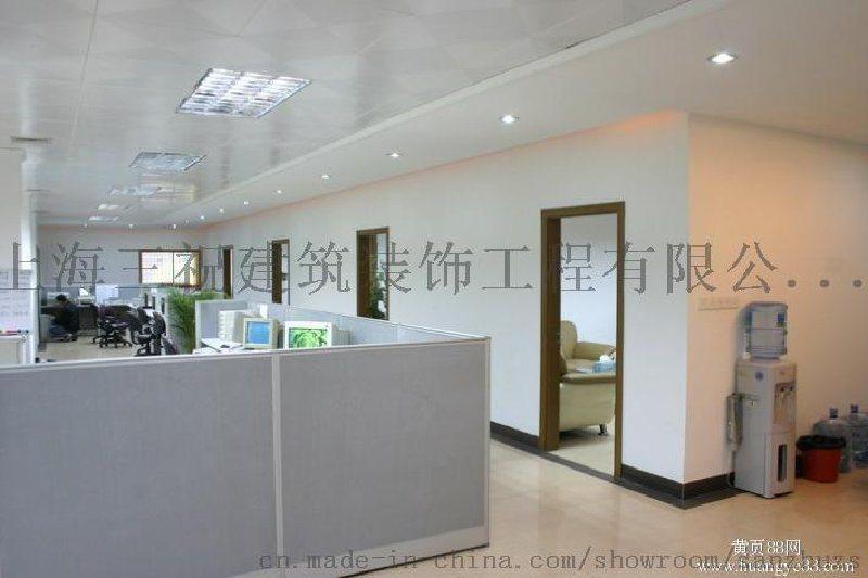 上海青浦廠房裝修車間吊頂隔斷