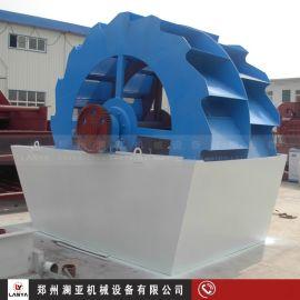 XSD3016型轮式洗砂机 节能型石粉洗砂机