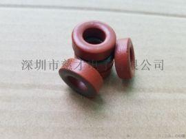 T106-2进口红灰磁环 羟基铁粉芯 软磁磁芯、