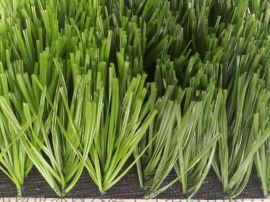 厂家生产足球场人造草坪单丝5厘米充砂式草坪