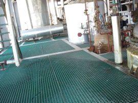 玻璃钢格栅板树池拼接盖板强度高