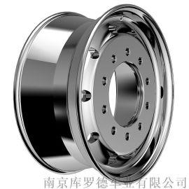 卡车轮毂锻造铝合金车轮铝圈1139