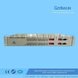 16进8出 E1保护倒换设备-ZMUX-128