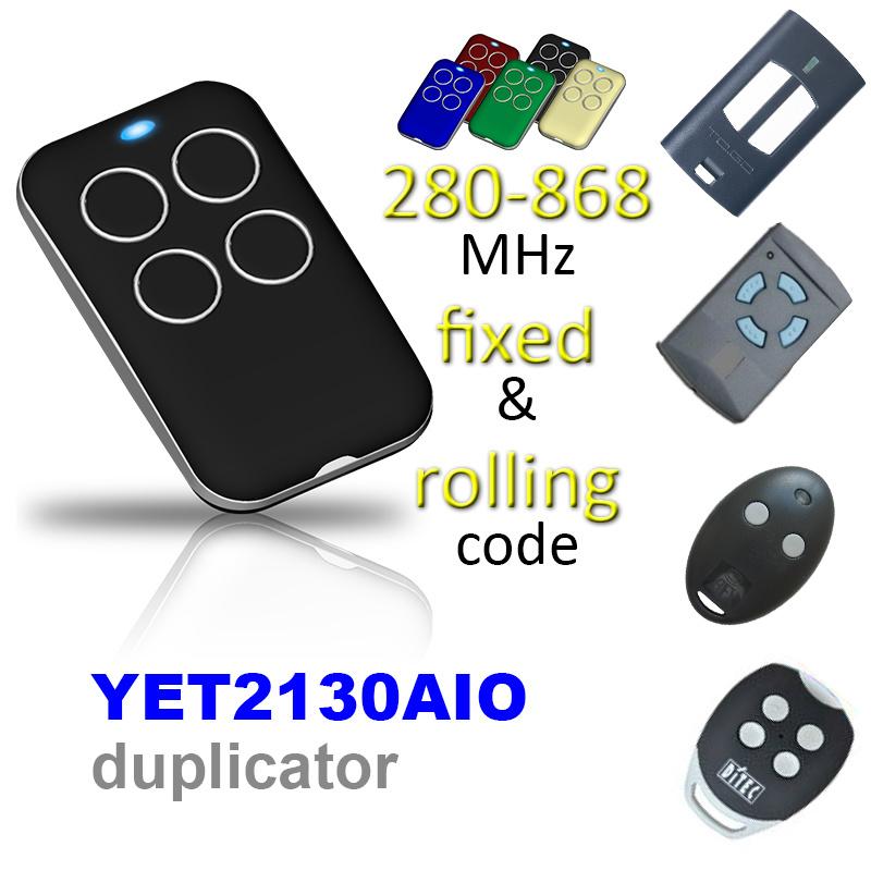 多种频率可拷贝无线遥控器/各种品牌专用拷贝遥控器