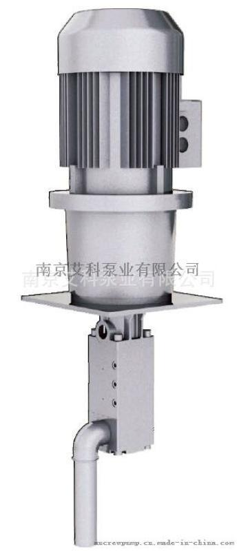 KTS25-60-T-G-KB高压冷却泵7MPa主轴中心出水刀具冷却排屑断屑配套HELLER加工中心