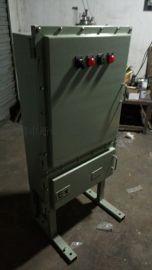 4mm厚度钢板焊接防爆箱-非标定制