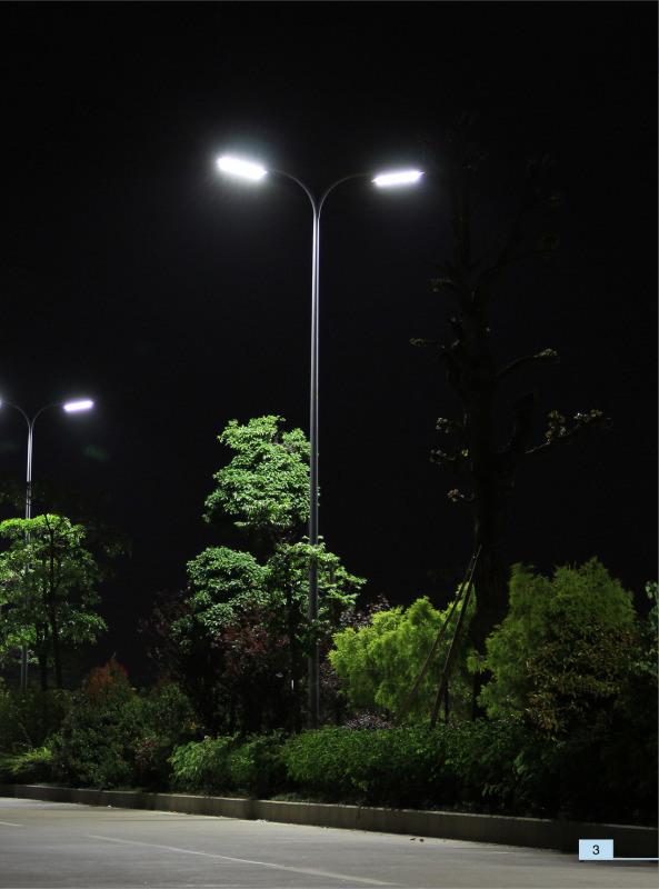路灯安装方案案例GWD-LD1200