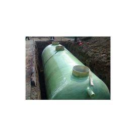 10号化粪池 消防玻璃钢小型化粪池 储水罐处理方法