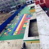 淮南市籃球場 拼裝地板廠家