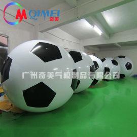 厂家直销3米广告展示模型  篮球大型充气足球
