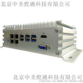 四网口无风扇嵌入式I7-6600U工控机