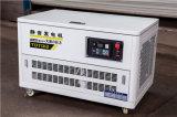 電啓動15千瓦靜音汽油發電機組