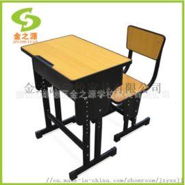 广东厂家直销中小学生课桌椅,教室可调节升降课桌椅