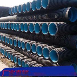 河北保定HDPE双壁波纹管厂家报价单