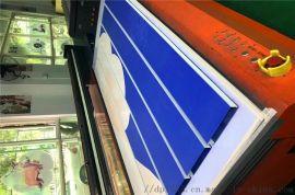 供应浙江艺术彩绘铝方通吊顶 3D打印幕墙铝板