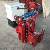 45T龙门吊一体式弹簧液压夹轨器  液压防风装置