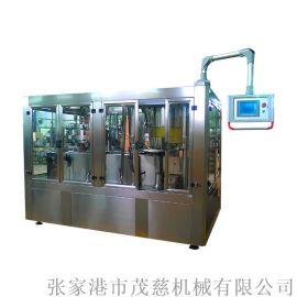 易拉罐灌装机 易拉罐饮料灌装设备 封口机