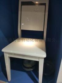 供应餐桌椅自动喷漆生产线  靠背椅喷漆设备