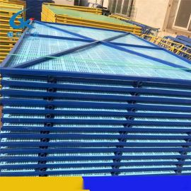 国凯爬架网新型金属建筑安全网米字型 脚手架爬架网