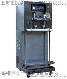 上海厂家双式真空机 食品充气封口机
