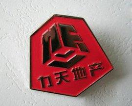 上海金属徽章制作厂家石家庄优质马口铁徽章定做批发