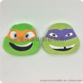 卡通零钱包 毛绒布料制作工艺 玩具加工 玩具设计生产 毛绒玩具定制 玩具厂家