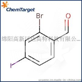2-溴-4-碘苯甲醛 (CAS: 261903-03-1)