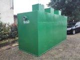 社區洗衣房廢水排放設備工藝特點