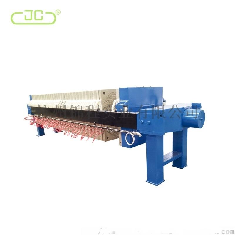 大容量污水處理壓濾機,印染廠壓濾機