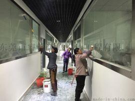 凤岗厂房改造,玻璃隔墙,睿诚装饰