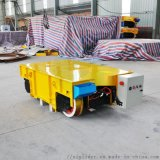 小型蓄电池平板车 厂家定制轨道搬运车防尘