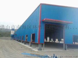广东佛山钢结构厂房平台工程设计安装来图报价