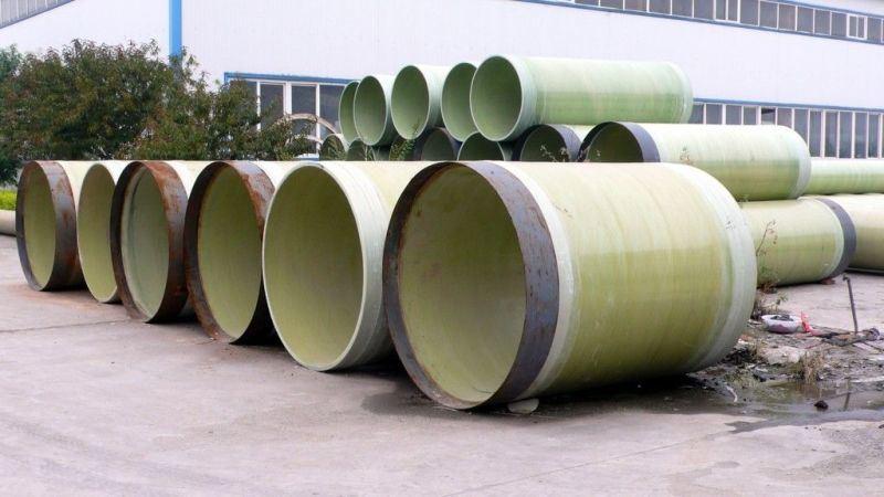 顶管现货供应 玻璃钢夹砂管道 管道