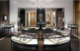 南京融润展柜设计玻璃**商场专柜首饰玉器展柜