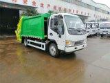 6方江淮壓縮垃圾車配置13872895353