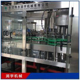 果汁饮料 玻璃水 防冻液灌装机