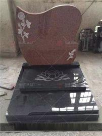 定制订做 优质惠安石雕花岗岩墓碑石雕 青石墓碑 中式古典墓碑