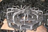 数控FU链钩单/双头自动保护焊接机